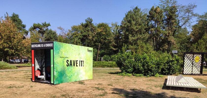 Recycling is a choice o nouă perspectivă asupra reciclării
