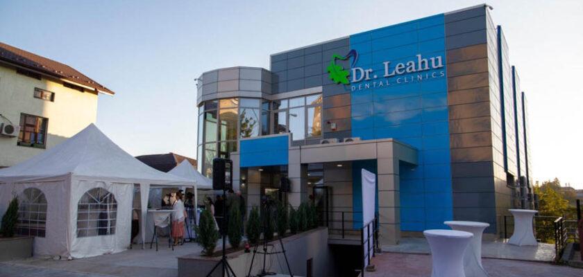 Clinica Dr.Leahu Iasi - exterior