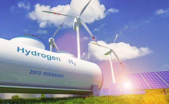 hidrogen energie verde eoliana eoliene centrale de producere a hidrogenului folosind energie eoliană