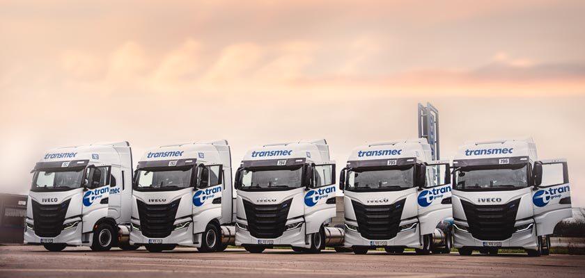 IVECO - Flota camioane alimentate cu combustibili alternativ