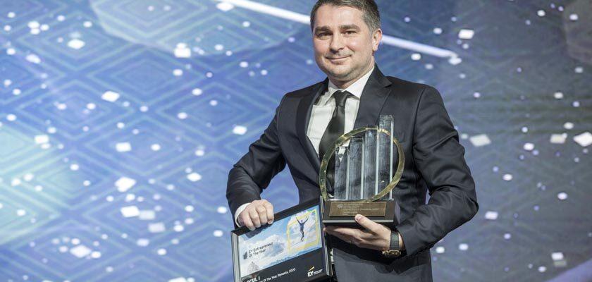 Horatiu Tepes, Antreprenorul Anului 2020